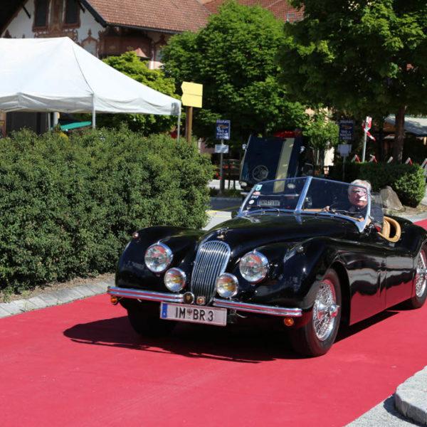 Jaguar XK 120 Baujahr 1953