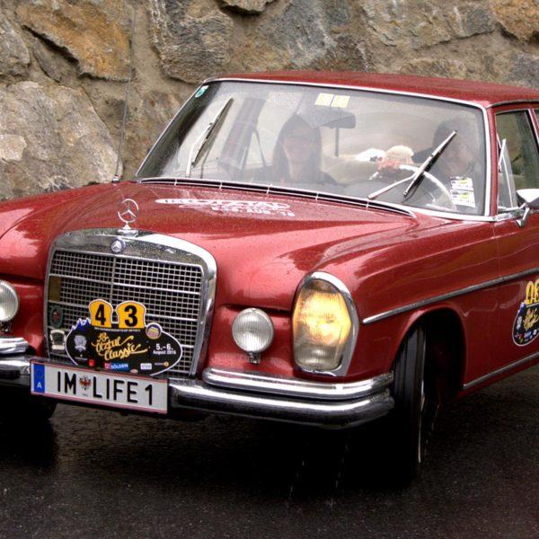 Mercedes 280S BJ 1970