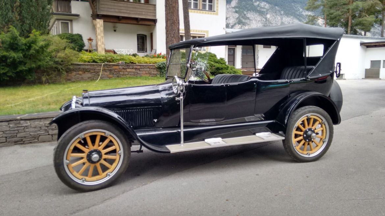 Buick Sedan 3,69 I/45 PS BJ 1919