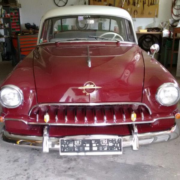 Opel Kapitän 71 PS BJ 1955