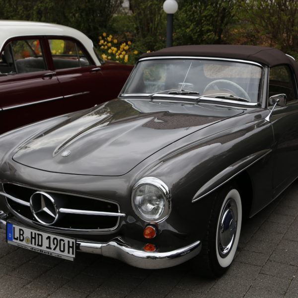 Mercedes Benz SL 190 – 1960