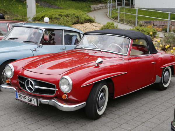 Mercedes Benz SL 190 – BJ 1958