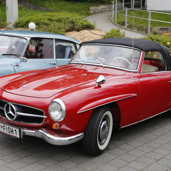 Mercedes Benz SL 190 – BJ 1958