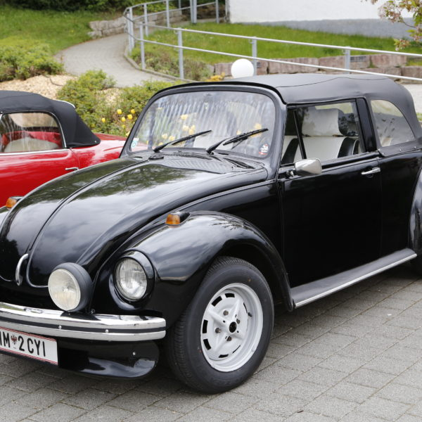 VW Käfer Cabrio Umbau