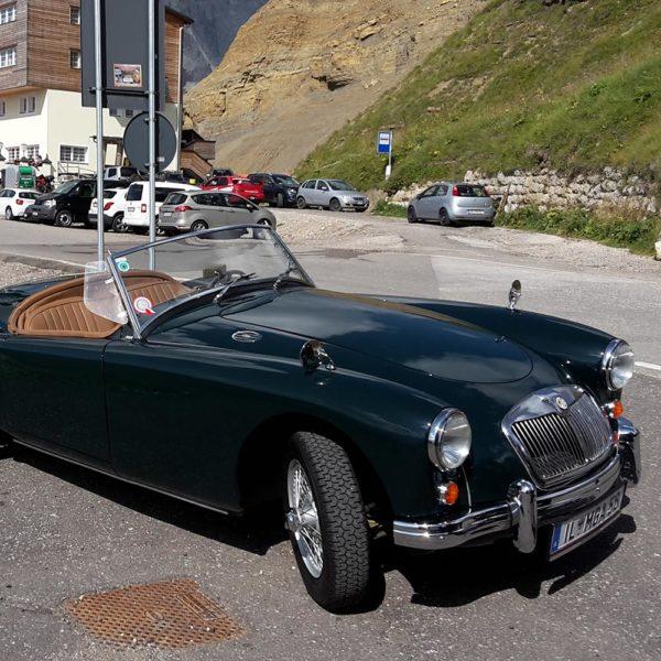 MG A Baujahr 1956