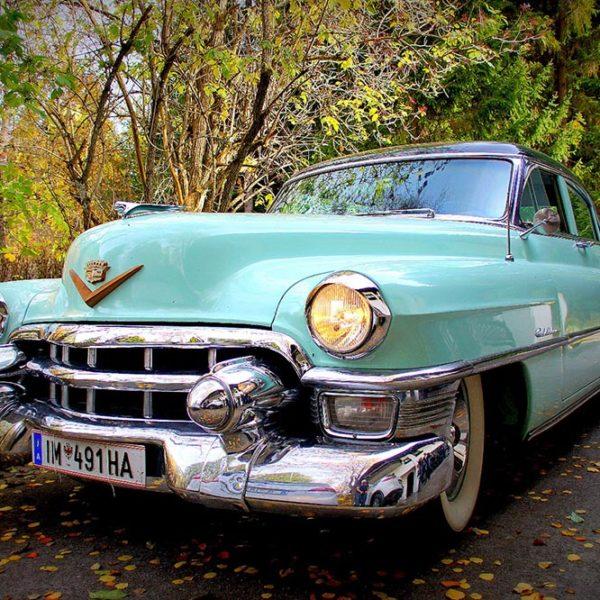 Cadillac Sixtytwo Baujahr 1953