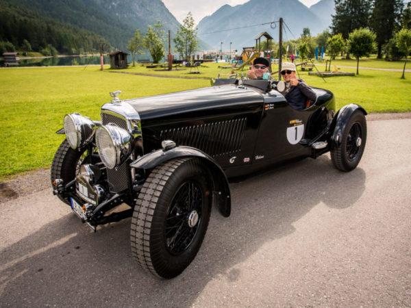 "Bentley 3.5 Super Sport ""Eddy Hall"" 1935"