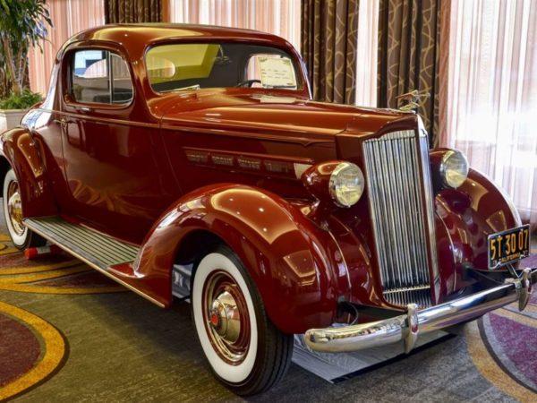 Packard Six Model 1600 Club Coupé
