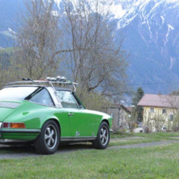 Porsche 911T targa – 1972