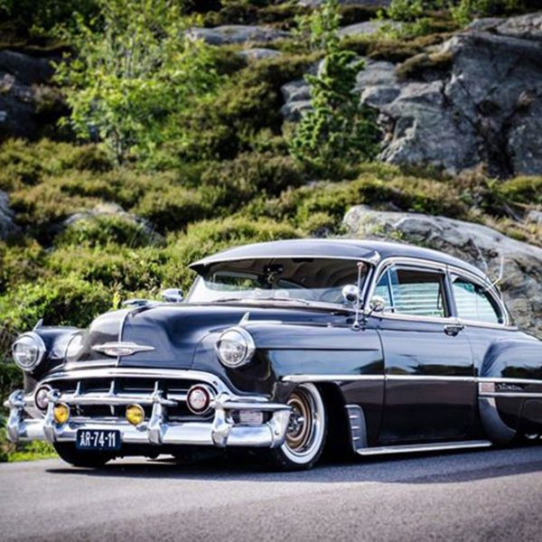 Chevrolet Bel Air 2 Door Sedan 1953