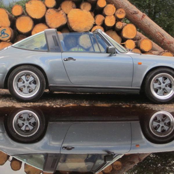 Porsche 911 Tagra