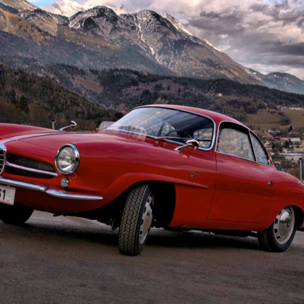 Alfa Romeo Giulietta SS Baujahr 1960