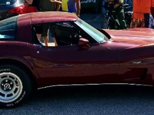 Corvette C3 Baujahr 1979