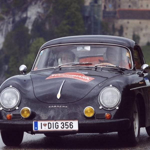 Porsche 356 Carrera 1958